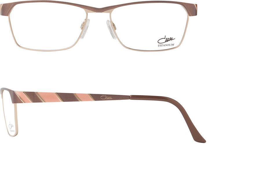 Cazal 4230 Brown-Apricot