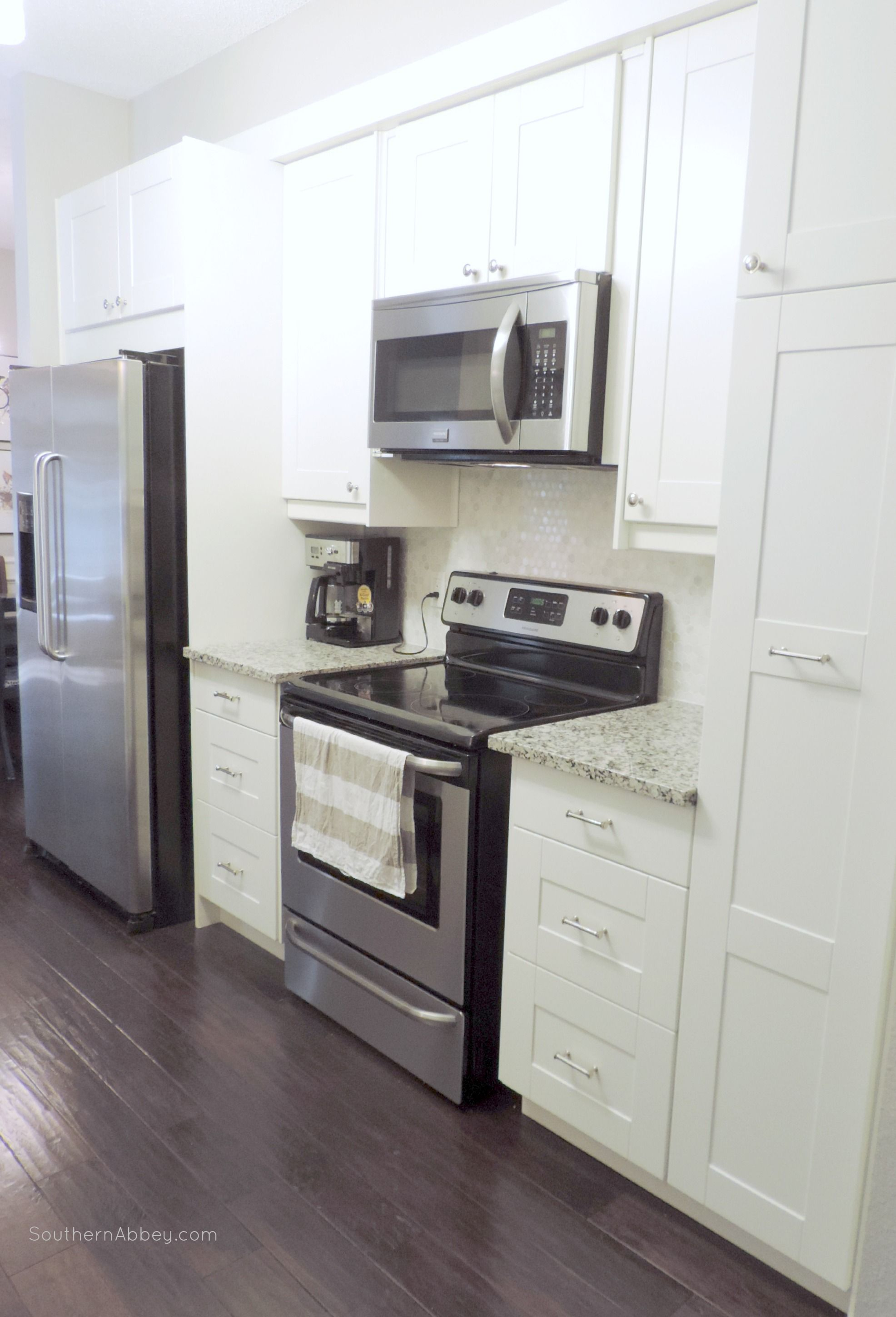 Ikea adel cabinets for laundry room