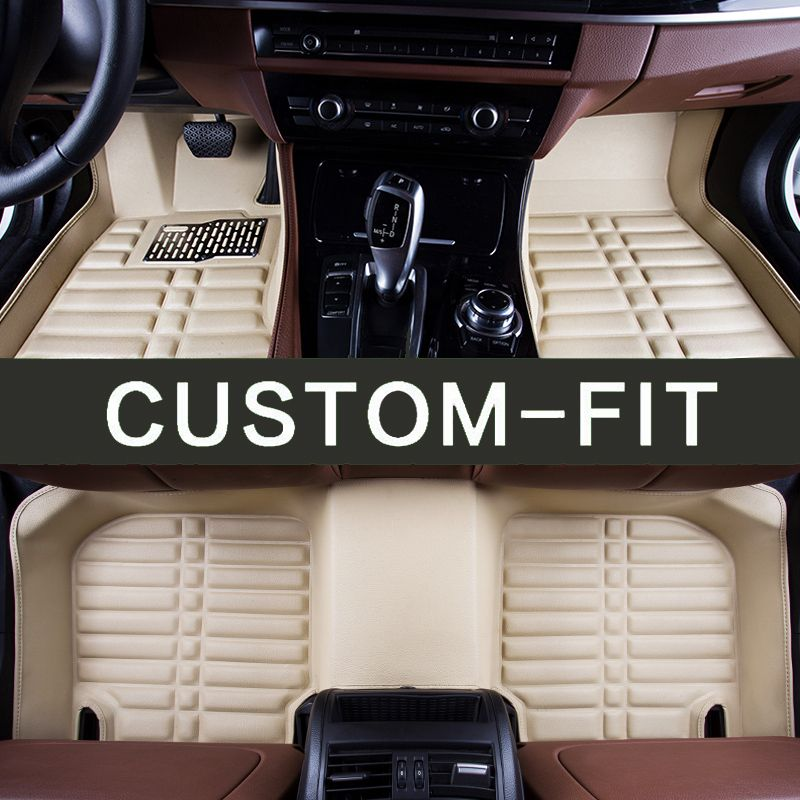 2017 New Arrival Custom Fit Car Interior Floor Mats Special Cover