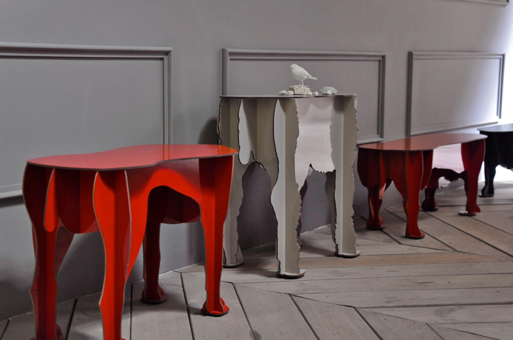 Sultan Dog Stool U0026 Scotty Lamb Stool By Ibride #ibride #design #interior #