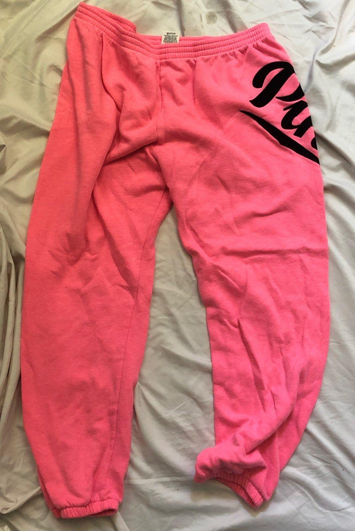 Pink Victoria Secret Sweat Pants Victoria Secret Sweats Pink Victoria Secret Sweats Victoria Secret Pink