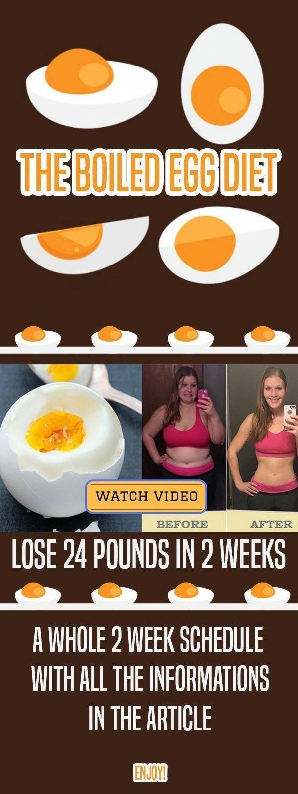 Die Diät mit gekochtem Ei? Lassen Sie 24 Pfund in nur zwei Wochen fallen #TheEggAndGrapefruit... #boiledeggnutrition