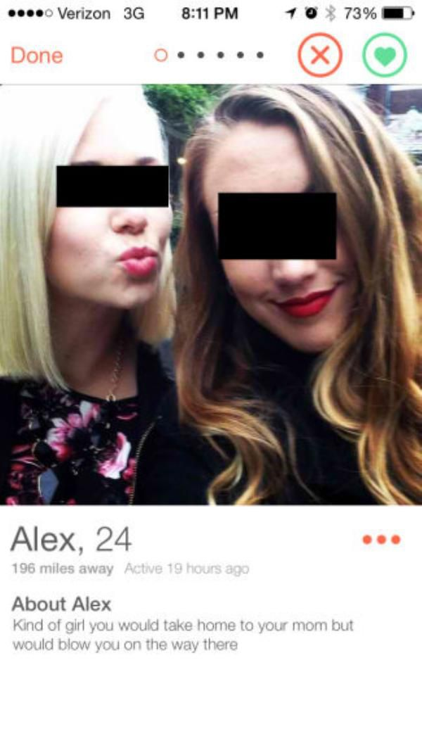 These Girls On Tinder Are Definitely Girlfriend Material 17
