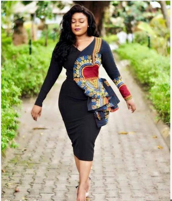 African Dresses Modern Beautiful , African Dresses Modern