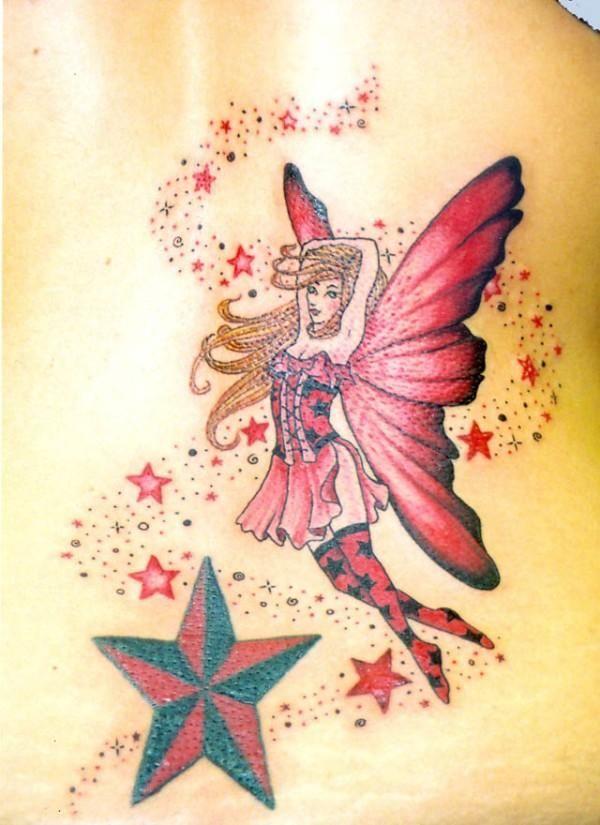 Fantasy & Fairy Tattoos - Adorn: Tattoos