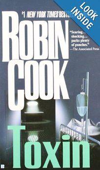 Toxin: Robin Cook: 9780425166611: Amazon.com: Books