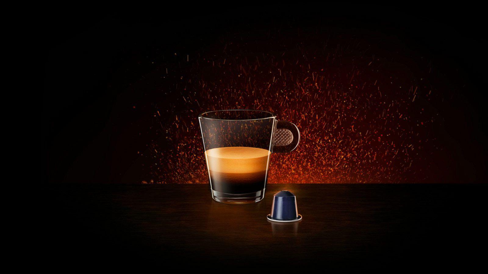 Kazaar Nespresso  tastes, treats and delights  Pinterest  -> Nespresso Kazaar