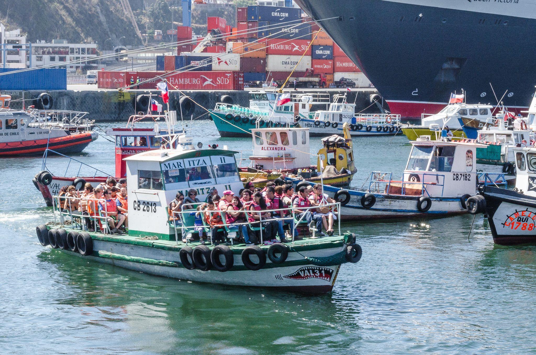 https://flic.kr/p/wMTDnD | Valparaíso | Puerto de Valparaíso