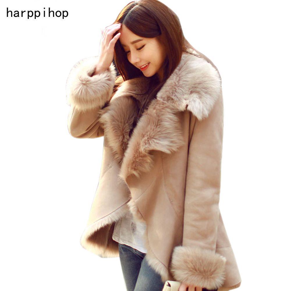 Marca-harppihop-2016-nova-moda-outono-inverno-do-falso-casaco-de-pele-das-mulheres-de-rua.jpg (1000×1000)
