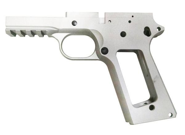 1911 80% Full size GI frame with Tactical rail in series 70