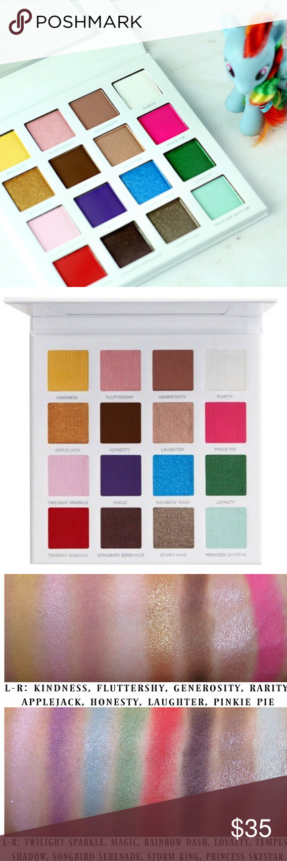 PUR My Little Pony Eyeshadow Palette *SALE* Boutique My