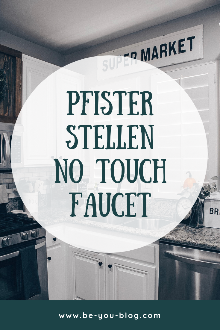 Touch free faucet pfister kitchen sink remodel diy faucet of the future pfister react