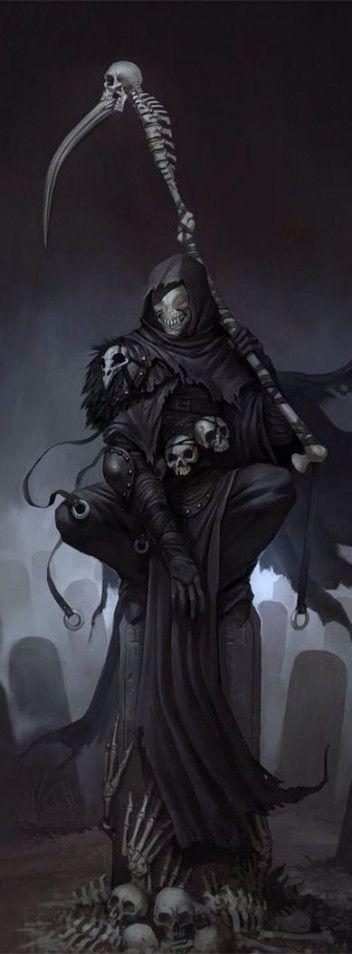 Photo of New gothic wallpaper dark fantasy grim reaper Ideas