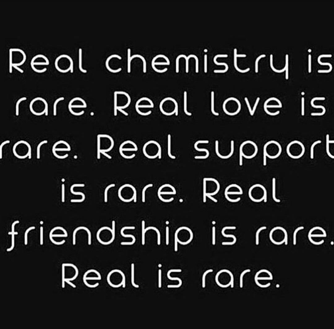 Genuine Life Quotes: Real Is Rare