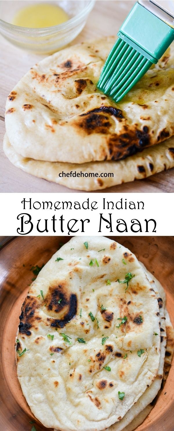 Indian naan bread for easy indian dinner at home chefdehome indian naan bread for easy indian dinner at home chefdehome forumfinder Gallery
