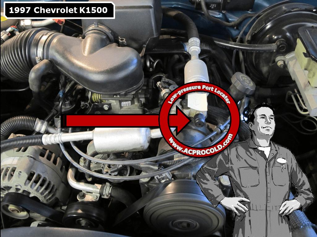 1997 Chevrolet K1500 Ac Pro Chevrolet Car Low Make Model