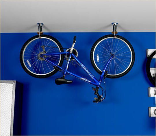 The Gladiator Claw Bicycle Storage