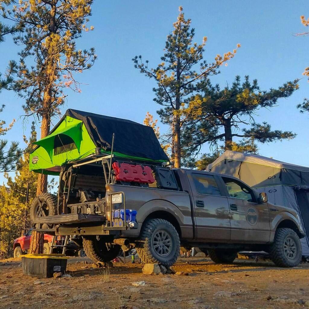 F150 Overland Build Expedition Portal Overland Truck Overland Gear Overlanding