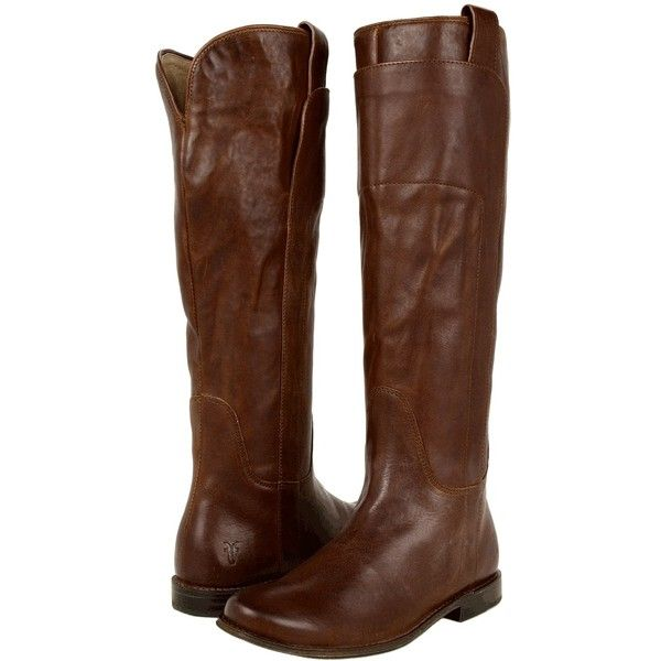 Frye Paige Tall Riding Women's Pull-on Boots, Tan (1.885 DKK) ❤ liked on Polyvore featuring shoes, boots, knee-high boots, tan, tall boots, tan leather boots, leather boots, tall knee high boots and knee high boots