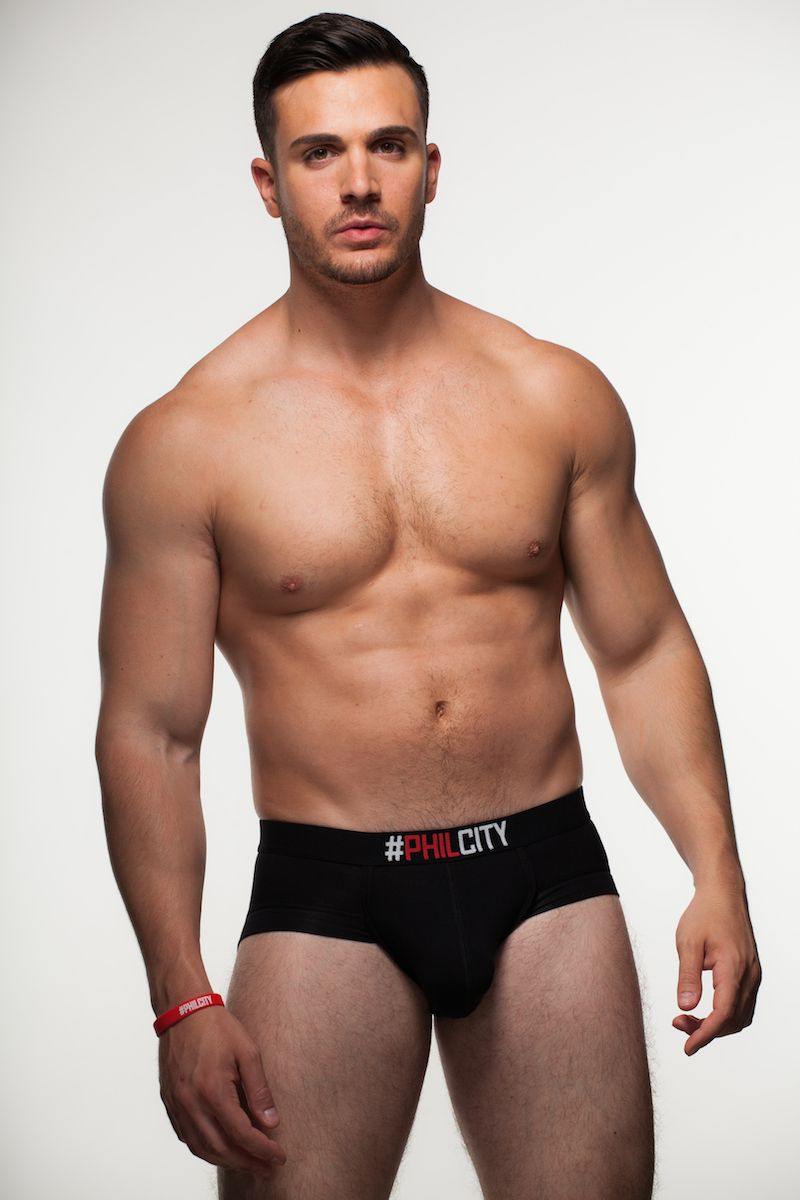 Men and Underwear: Top posts of 2015 - Philip Fusco launched PhilCity store