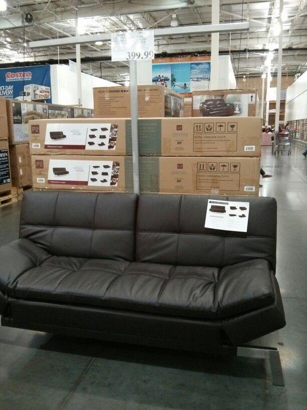 Milano Euro Lounger Convertible Sofa