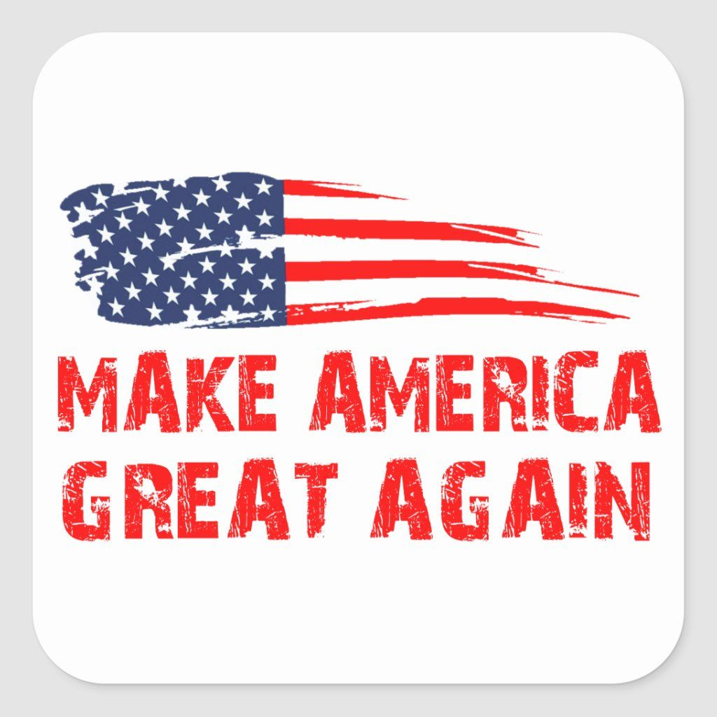 Trump 2020 Sticker Make Farming Great Again Tractor American Flag Decal Sammeln Seltenes Com Usa