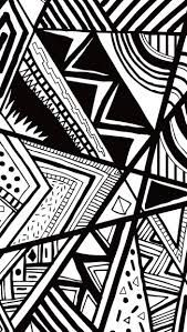African Pattern Buscar Con Google Pattern Art Black And
