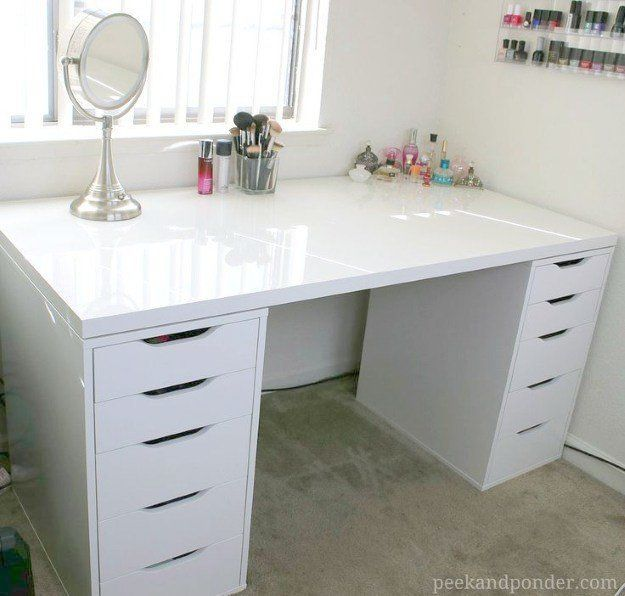 Ah \u003e Clear Makeup Organizers Drawers -D Dressing tables