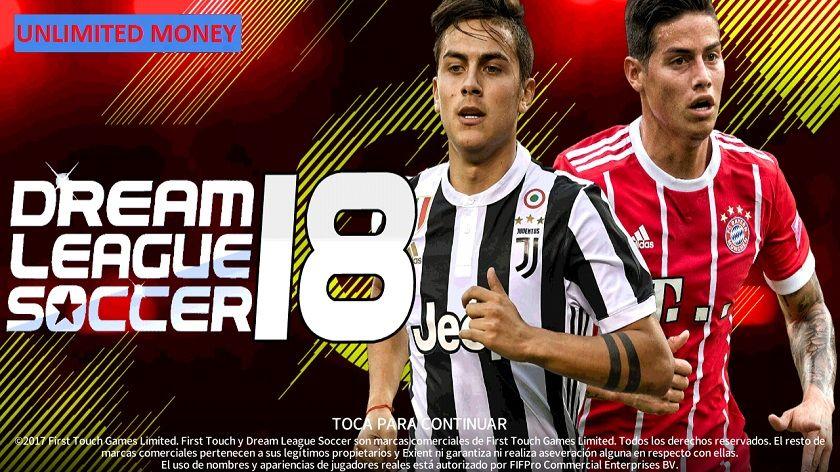 download dream league soccer 2016 mod money apk
