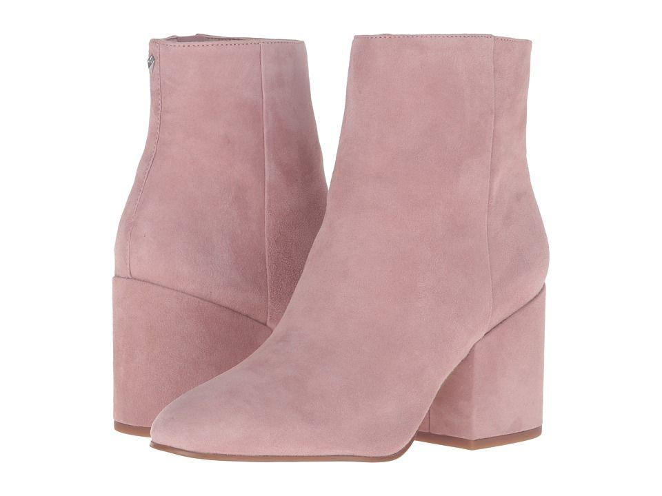9ab8f72c36f4c4 SAM EDELMAN SAM EDELMAN - TAYE (PINK MAUVE KID SUEDE LEATHER) WOMEN S  SHOES.  samedelman  shoes