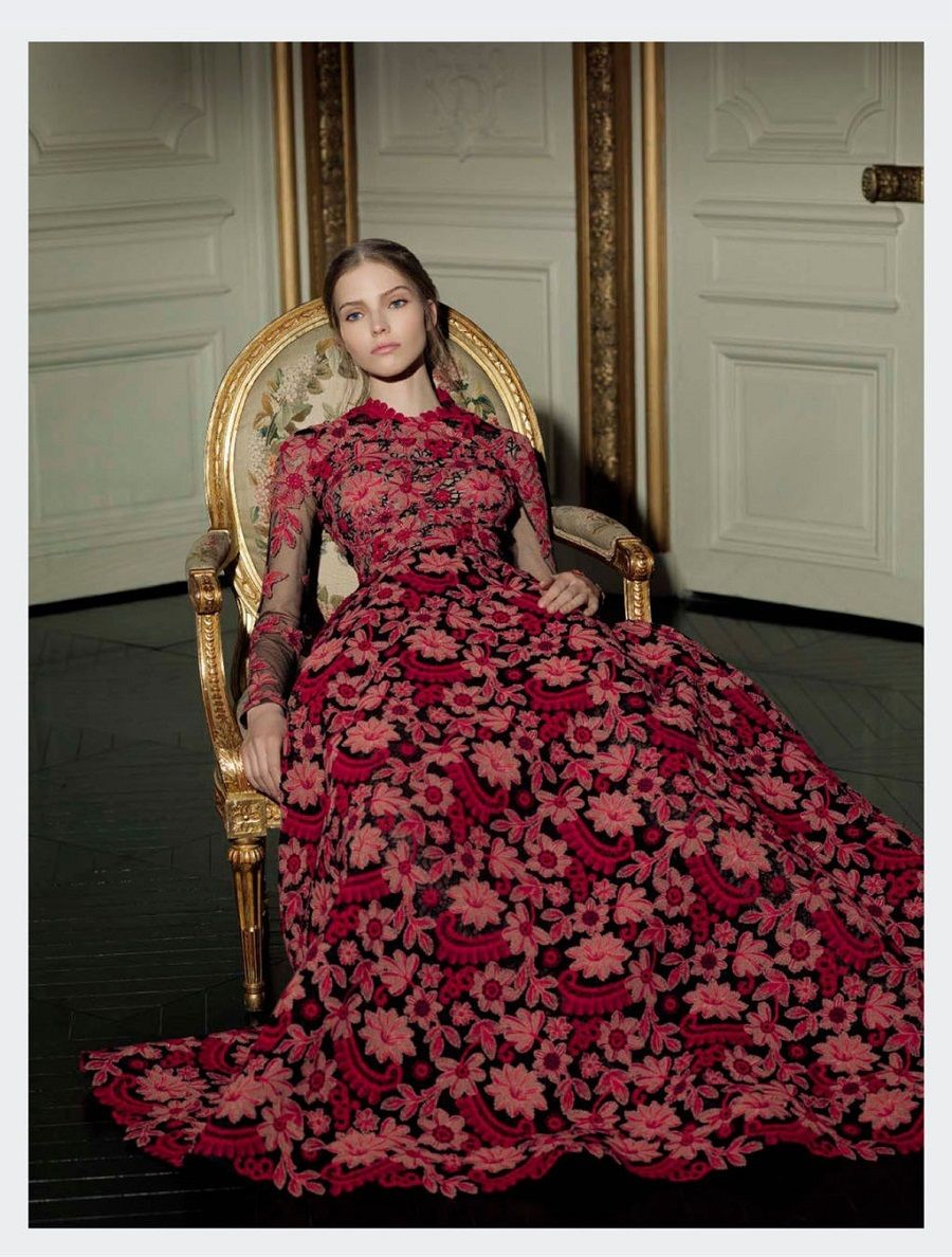 Valentino Haute Couture by Vogue
