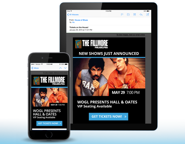 Check out this step-by-step guide detailing how House of Blues answered the question: How do I create mobile responsive email templates?