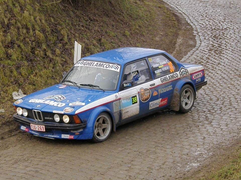 BMW Rally E21  Rally Cars  Pinterest  BMW