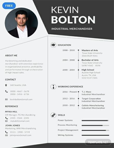 A Resume Template To Give You The Edge You Need To Get