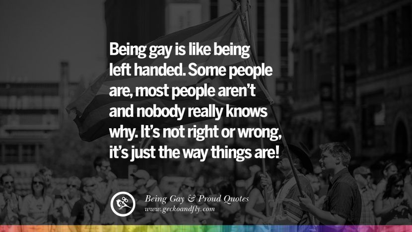 Correlation between left handedness and homosexuality