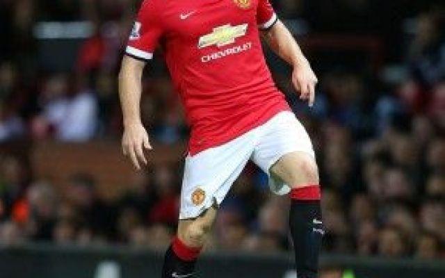 Terribile infortunio per il terzino sinistro del Manchester United Terribile infortunio per Luke Shaw in Psv-Manchester United: l'intervento in scivolata di Hector Moreno e` costato al terzino inglese la frattura di tibia e perone della gamba destra. Il match e` rim #championsleague
