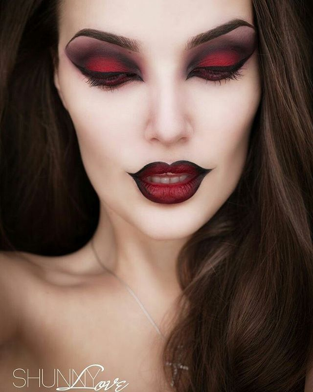 bildergebnis f r make up teufelin fasching schminken in 2019 pinterest halloween makeup. Black Bedroom Furniture Sets. Home Design Ideas