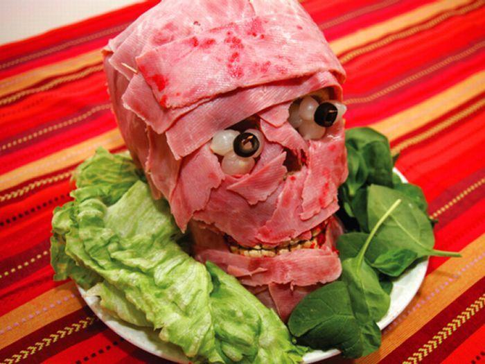 Halloween entree ideas Fun Food  Funny Food Zone Pinterest - halloween entree ideas