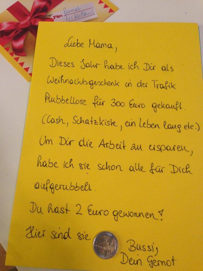 Das Weihnachtsgeschenk für Mama   Dravens Tales 2007-2014 ...