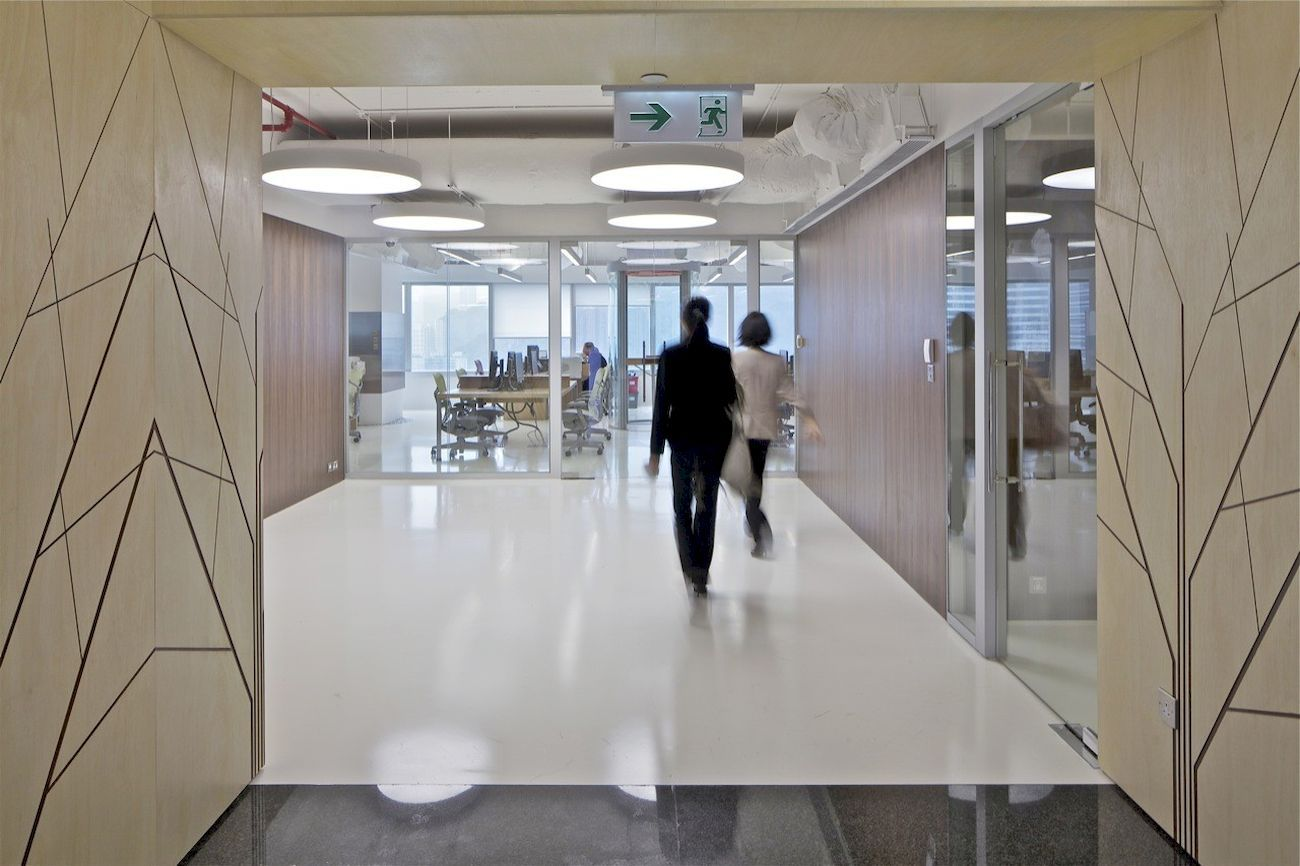 McKinsey & Company Hong Kong Office Office catering
