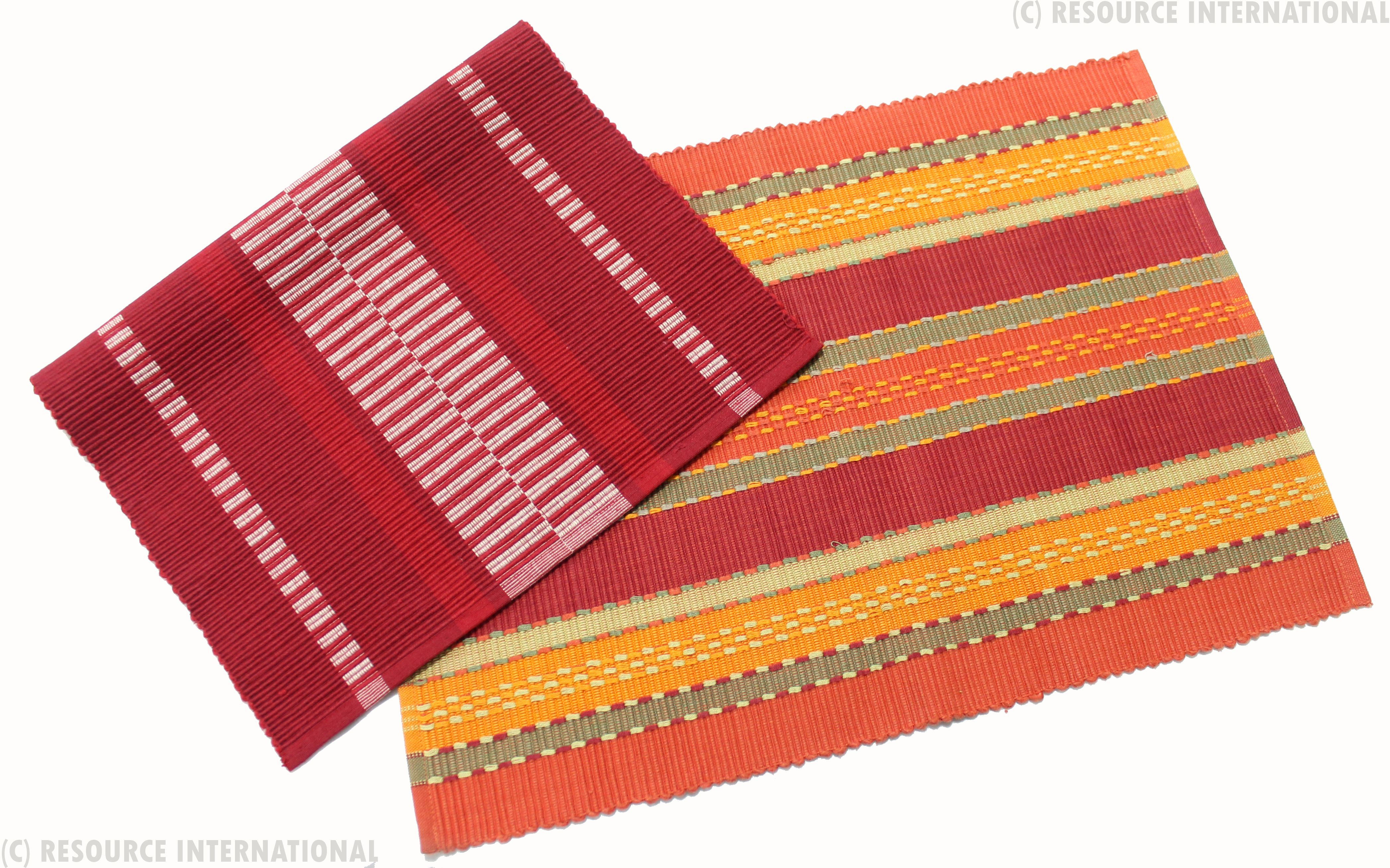 An RI Product #PlaceMat #colours #Sets #Madein #India, https://www.facebook.com/resourceintl?fref=ts
