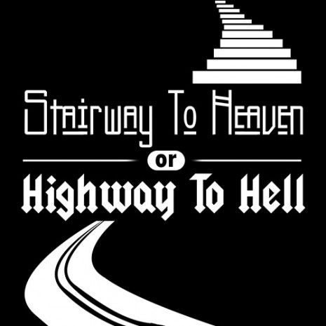 stairway to heaven highway to hell - Google Search