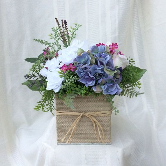 beautiful artificial floral arrangement to accent your home or party rh pinterest ca