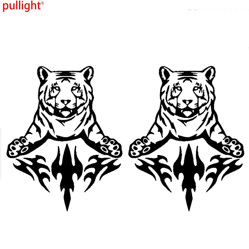 2 x large car side tiger flame stickers fire art graphic 4x4 vinyl 05 Gsxr 600 Frony 2 x large car side tiger flame stickers fire art graphic 4x4 vinyl decal