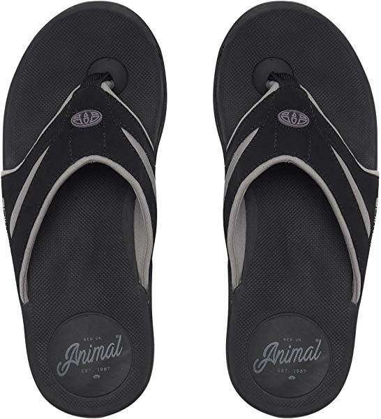 2789e02e5c1 Animal Mens Fader FLIP Flop  Amazon.co.uk  Shoes   Bags