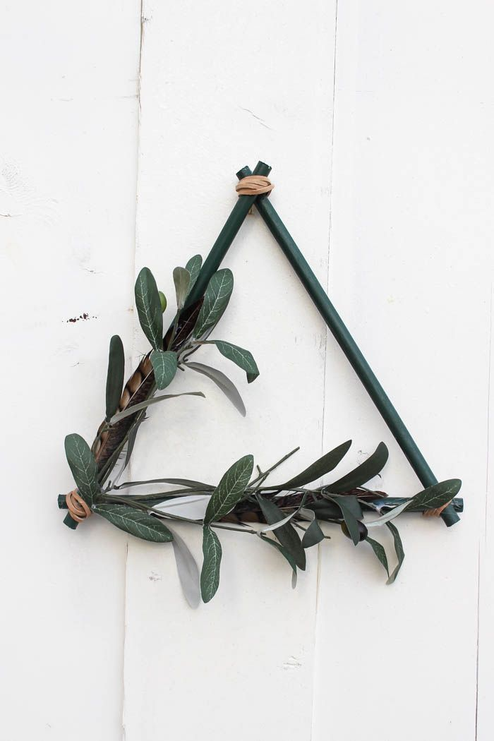 Photo of Modern Boho Fall Wreath   House Decor   Love Create Celebrate