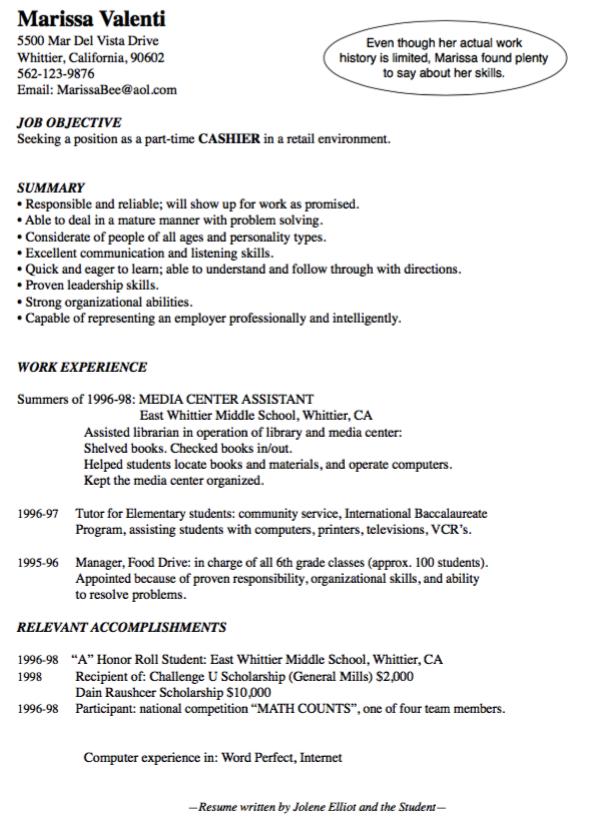Sample Resume Cashier Classy Cashier Resume Examples  Httpexampleresumecvcashierresume .