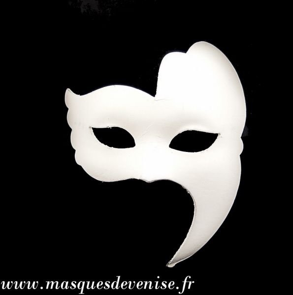 masque de venise a peindre colombine rondine authentique carnaval pinterest masque de. Black Bedroom Furniture Sets. Home Design Ideas
