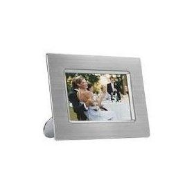 Digital picture frame with rechargable battery. Would be great for my desk at work.