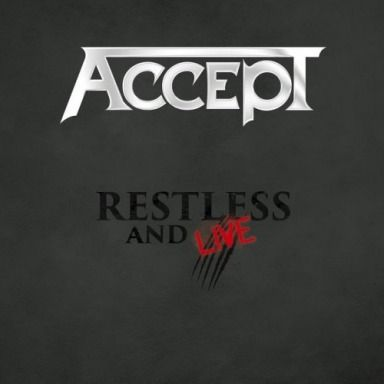 Accept - Restless and Live (2017)